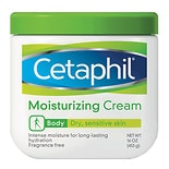 Cetaphil Moisturizing Cream Fragrance Free