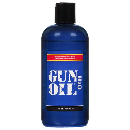 Gun Oil H2O Water Based Lubricant