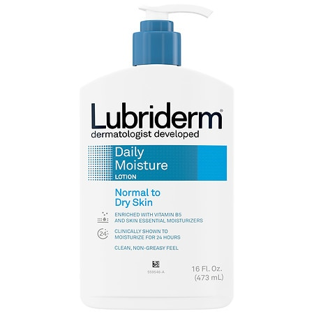 Lubriderm Lotion for Normal to Dry Skin - 16 fl oz