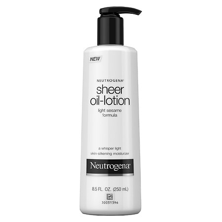 Neutrogena Body Lotion, Light Sesame Formula, 8.5 fl oz