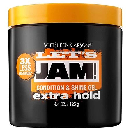 Let's Jam! Shining & Conditioning Gel - 4.4 oz.