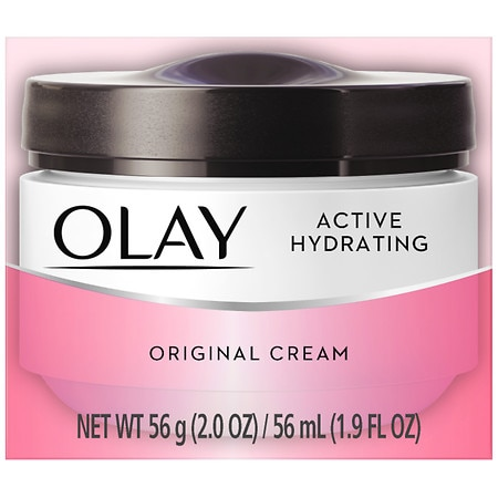 Olay Active Hydrating Skin Cream