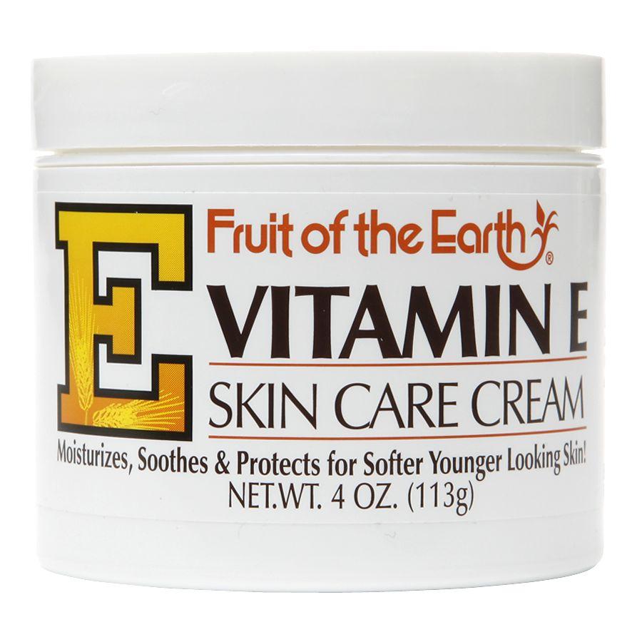vitamin e skin care