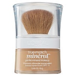 L'Oreal Paris True Match Gentle Mineral Makeup SPF 19 Classic Tan