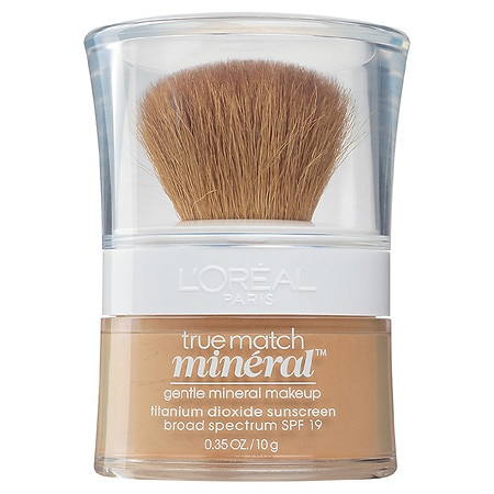 L'Oreal Paris True Match Gentle Mineral Makeup SPF 19 - 0.35 oz.