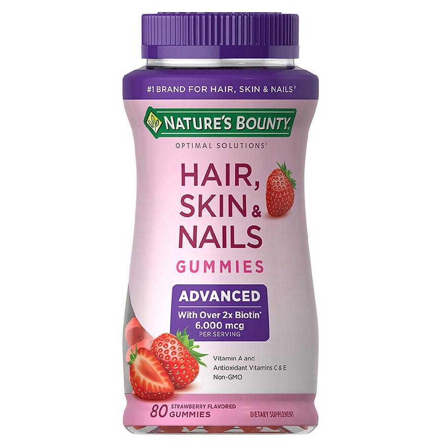 Nature's Bounty Advanced Hair, Skin, Nails Gummies