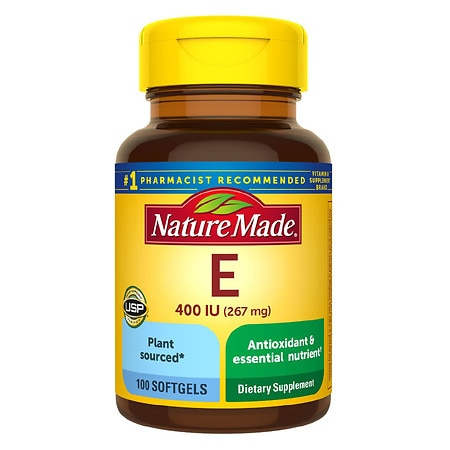 Nature Made Vitamin E 400 I.U. - 100 ea