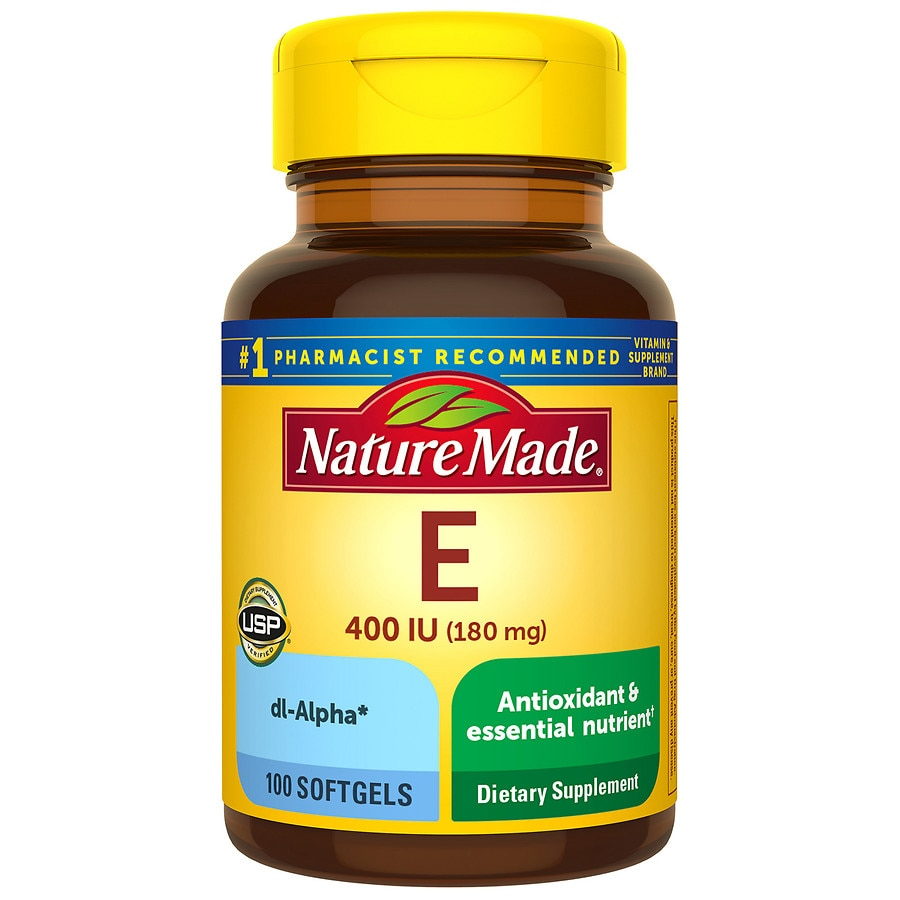Image result for dietary supplement vitamin e