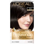 L'Oreal Paris Superior Preference Permanent Hair Color Soft Black 3