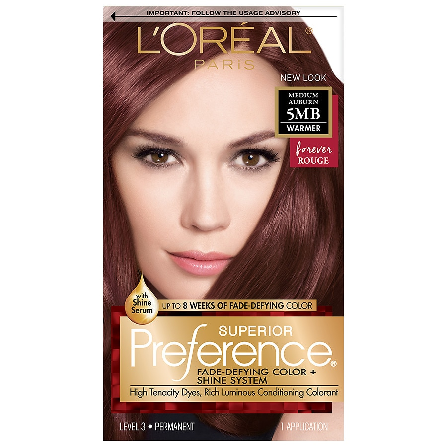 Loreal Preference 6r | Hairstyle Inspirations 2018