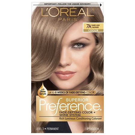 L'Oreal Paris Superior Preference Permanent Hair Color - 1 ea