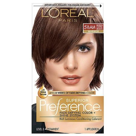 L'Oreal Paris Superior Preference Permanent Hair Color - 1 ea
