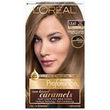 L'Oreal Paris Superior Preference Permanent Hair Color Ultra Light Ash Brown UL 61