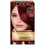 L'Oreal Paris Superior Preference Permanent Hair Color Intense Dark Red RR-04