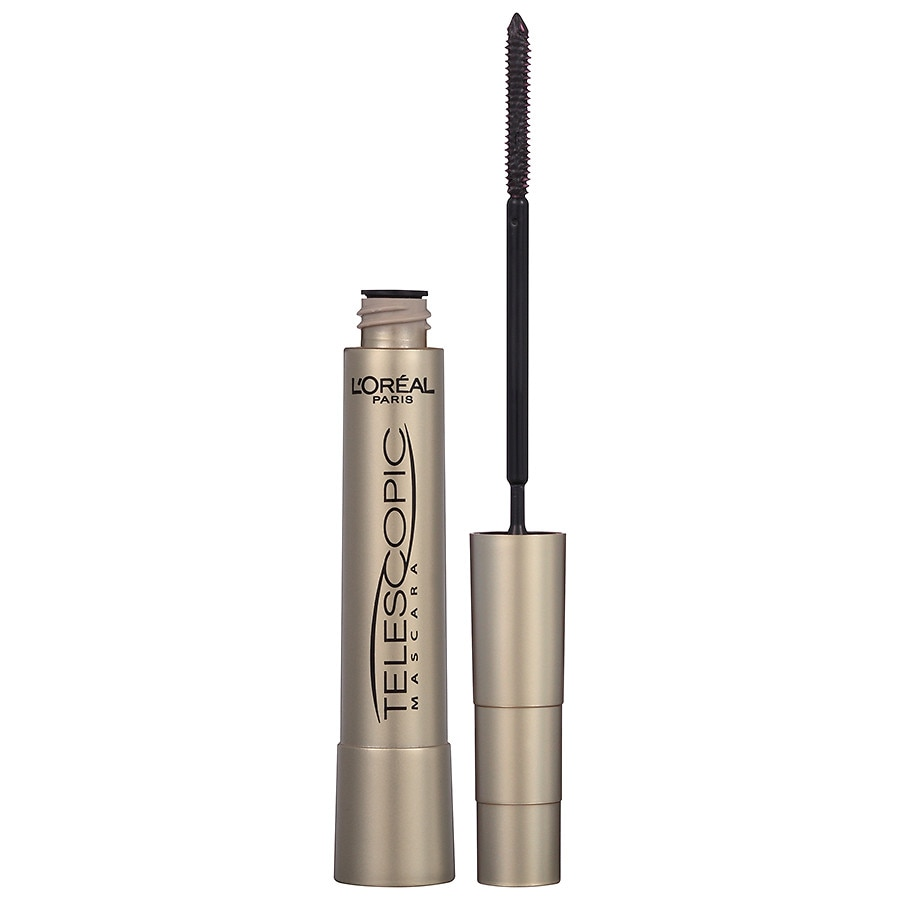 l 39 oreal paris telescopic original mascara blackest black. Black Bedroom Furniture Sets. Home Design Ideas
