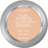 L'Oreal Paris True Match Super-Blendable Makeup Powder Nude Beige W3