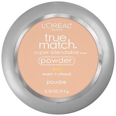 L'Oreal Paris True Match Super-Blendable Makeup Powder - 0.33 oz.