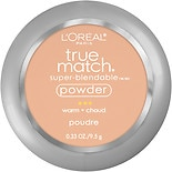 L'Oreal Paris True Match Super-Blendable Makeup Powder Natural Beige W4