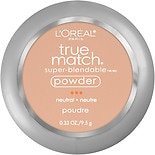 L'Oreal Paris True Match Super-Blendable Makeup Powder Buff Beige N4