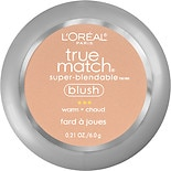 L'Oreal Paris True Match Super-Blendable Blush Bare Honey W1-2