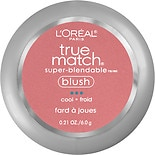 L'Oreal Paris True Match Super-Blendable Blush Spiced Plum C7-8