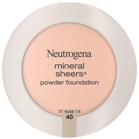 Neutrogena Mineral Sheers Powder Foundation with SPF 20 - 0.34 oz.