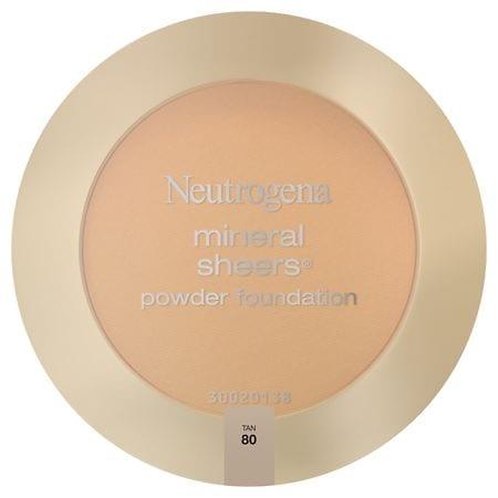 Neutrogena Mineral Sheers Powder Foundation - 1 ea