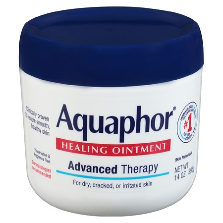 Aquaphor healing skin ointment walgreens for Lotion for tattoo aftercare