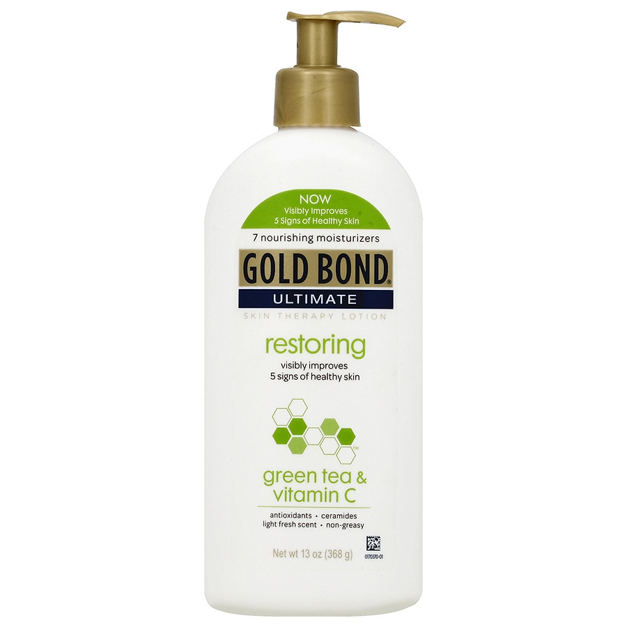 gold bond ultimate restoring skin therapy lotion walgreens