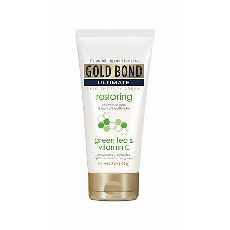 Gold Bond Ultimate Restoring Skin Therapy Cream with CoQ10