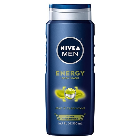 Nivea Men 3 in 1 Body Wash Energy
