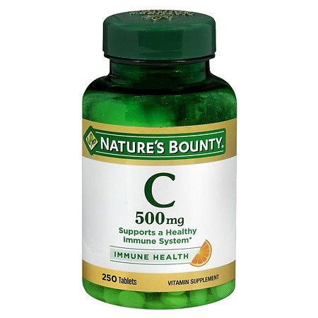 Nature's Bounty C-500mg - 250 ea