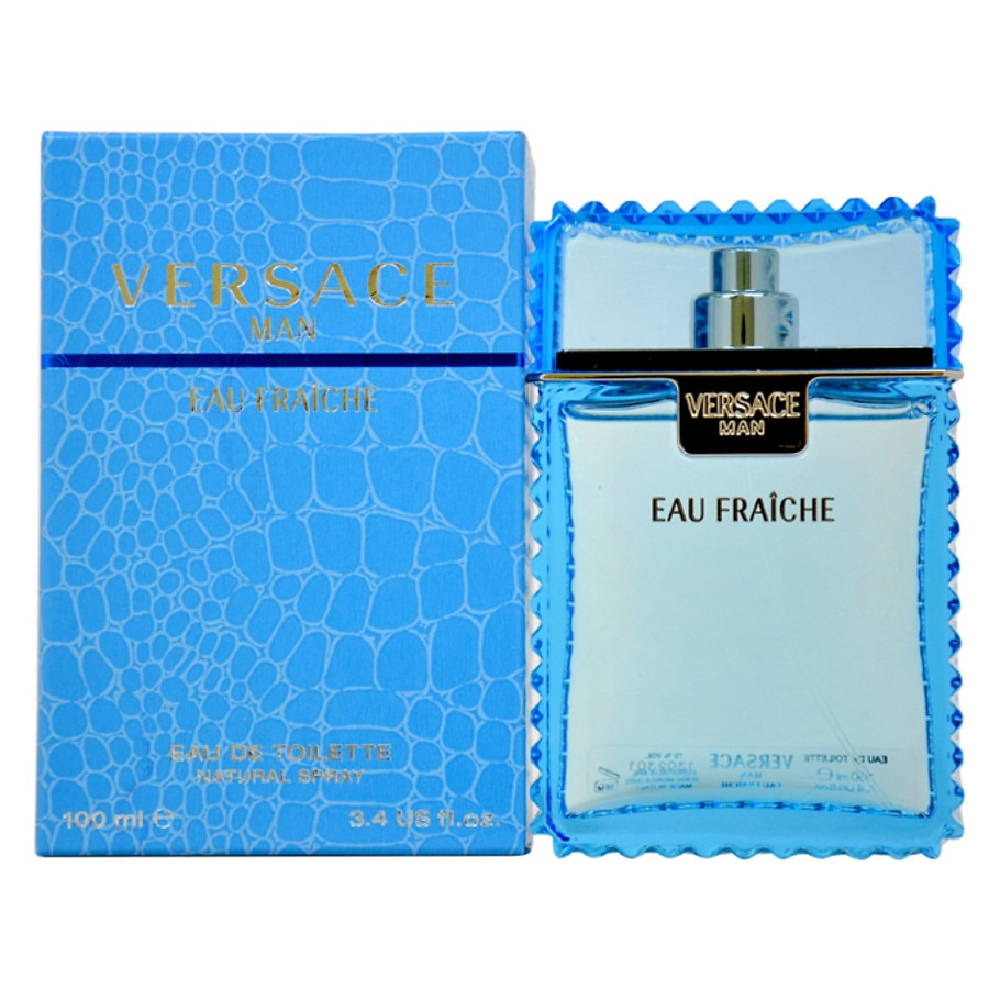 Gianni Versace Man Eau Fraiche Eau de Toilette Spray3.4oz