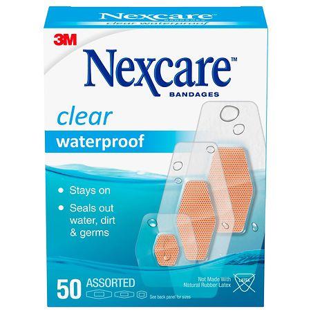 Nexcare™ Active™ Waterproof Bandages