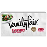Vanity Fair Everyday Napkins White