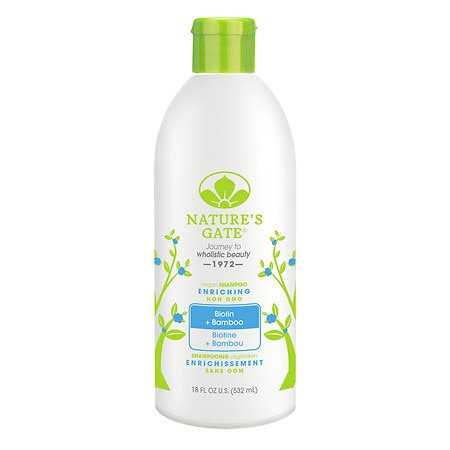 Nature's Gate Biotin Enriching Shampoo