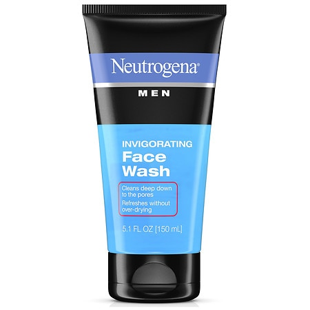 Neutrogena Men Invigorating Face Wash