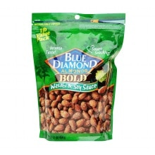 Deal for Blue Diamond Bold Almonds on Sale for 5.99
