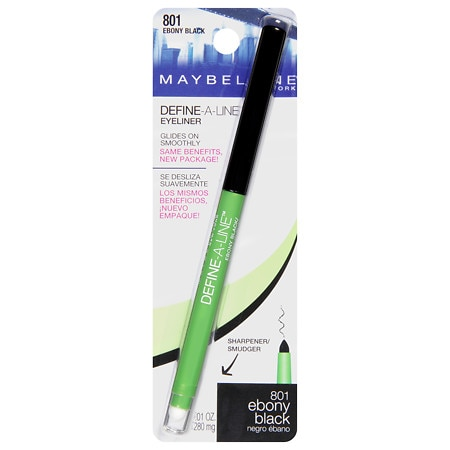 Jordana 7 Inch Eyeliner Pencil - 0.04 Oz.