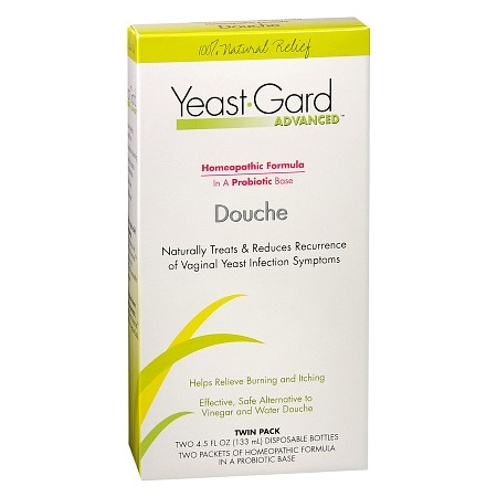 YeastGard Advanced Homeopathic Suppositories | Walgreens