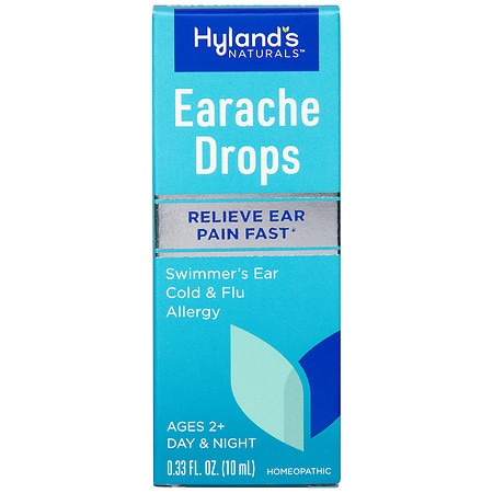 Hylands Earache Drops - 0.33 Oz.