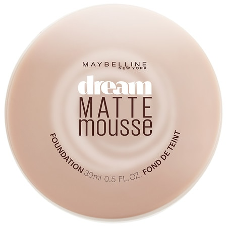 Maybelline Dream Matte Mousse Foundation - 0.64 oz.