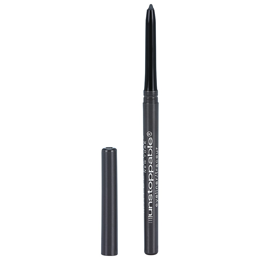 bc3448e8d9a Maybelline Unstoppable Eyeliner, Pewter | Walgreens