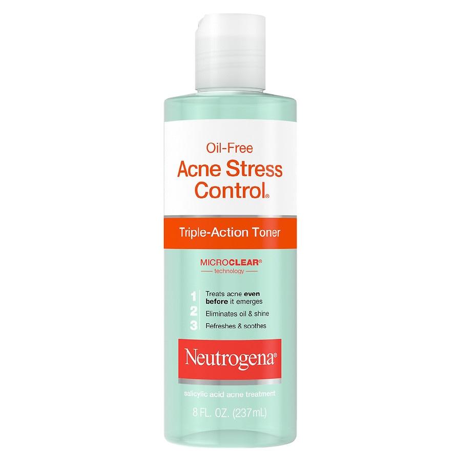 Neutrogena Acne Fighting Salicylic Acid Facial Toner Walgreens