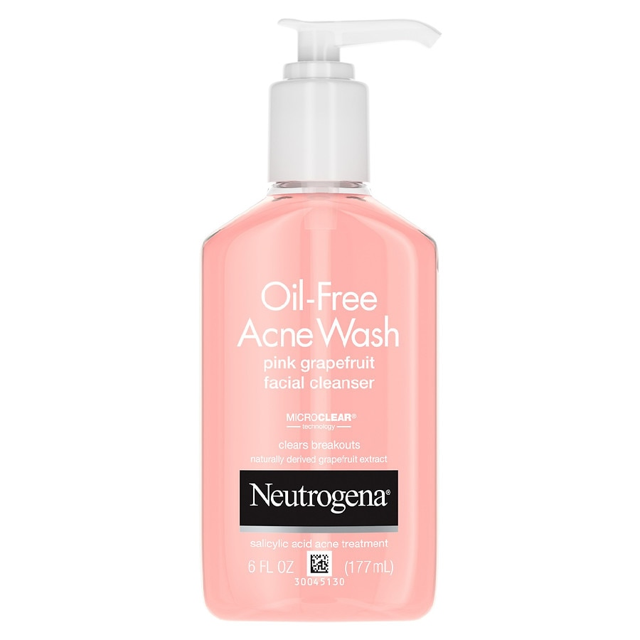 Big Neutrogena 35 oz bar facial soap those