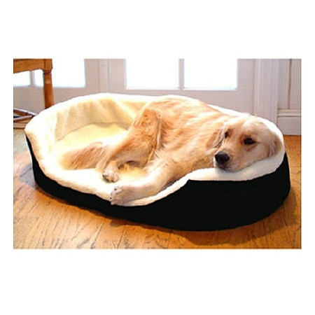 Majestic Pet Products Lounger Pet Bed 23x18 inch - 1 ea