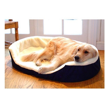 Majestic Pet Products Lounger Pet Bed 28x21
