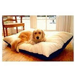 Majestic Pet Products Rectangle Pet Bed 36x48 inch Blue
