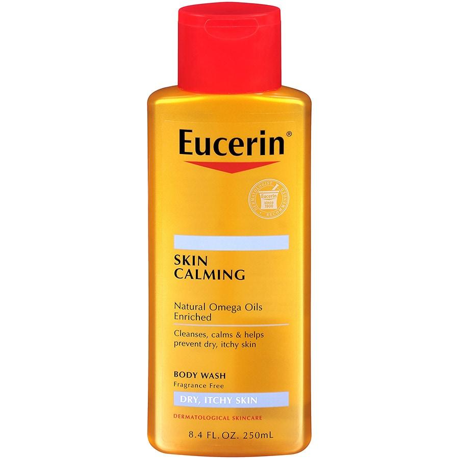 Eucerin Skin Calming Body Wash Walgreens