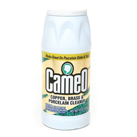 Cameo Copper, Brass & Porcelain Cleaner